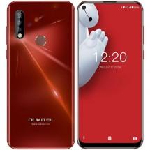 Mobilní telefon Oukitel C17 Pro 4GB/64GB, červená + DÁREK Antivir Bitdefender pro Android v hodnotě 299 Kč