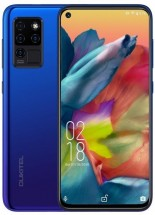Mobilní telefon Oukitel C21 4GB/64GB, modrá
