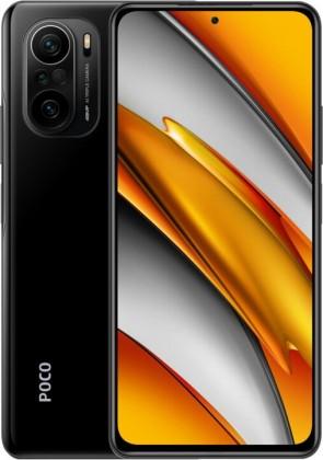 Mobilní telefon POCO F3 6GB/128GB, černá