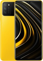 Mobilní telefon Poco M3 4GB/128GB, žlutá