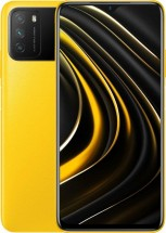Mobilní telefon Poco M3 4GB/64GB, žlutá