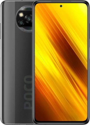 Mobilní telefon Poco X3 6GB/128GB, šedá