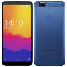 Mobilní telefon Prestigio Grace B7 2GB/16GB, modrá + dárky