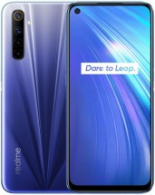 Mobilní telefon Realme 6 8GB/128GB, modrá