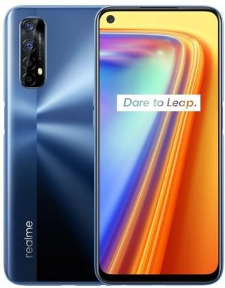 Mobilní telefon Realme 7 8GB/128GB, modrá