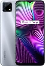 Mobilní telefon Realme 7i 4GB/64GB, stříbrná