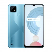 Mobilní telefon Realme C21 3GB/32GB, modrá