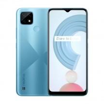 Mobilní telefon Realme C21 4GB/64GB, modrá