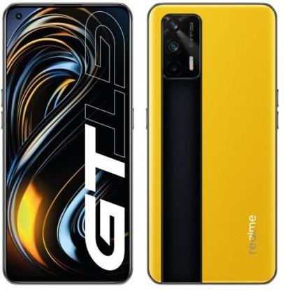 Mobilní telefon Realme GT 5G 12GB/256GB, žlutá