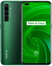 Mobilní telefon Realme X50 Pro 5G 12GB/256GB, zelená + DÁREK Antivir Bitdefender pro Android v hodnotě 299 Kč