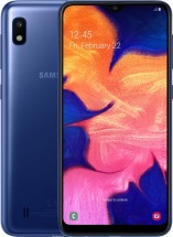 Mobilní telefon Samsung Galaxy A10 2GB/32GB, modrá + DÁREK Antivir Bitdefender pro Android v hodnotě 299 Kč