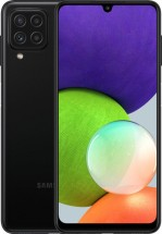 Mobilní telefon Samsung Galaxy A22 4GB/128GB, černá