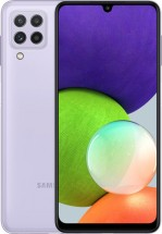 Mobilní telefon Samsung Galaxy A22 4GB/128GB, fialová