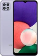 Mobilní telefon Samsung Galaxy A22 5G 4GB/128GB, fialová