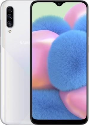 Mobilní telefon Samsung Galaxy A30s 4GB/64GB, bílá