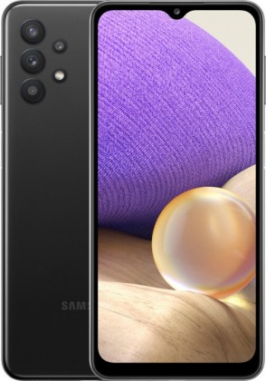 Mobilní telefon Samsung Galaxy A32 5G 4GB/128GB, černá