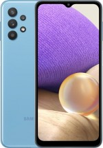 Mobilní telefon Samsung Galaxy A32 5G, 4GB/128GB, modrá