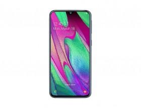Mobilní telefon Samsung Galaxy A40 4GB/64GB, černá + DÁREK Antivir Bitdefender v hodnotě 299 Kč