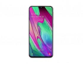 Mobilní telefon Samsung Galaxy A40 4GB/64GB, oranžová + DÁREK Antivir Bitdefender v hodnotě 299 Kč