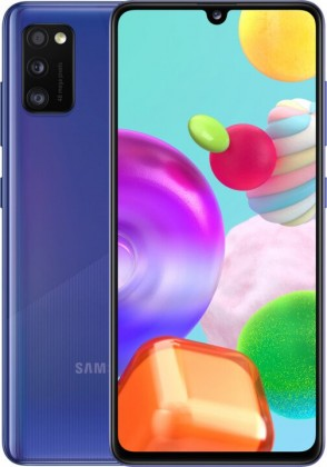 Mobilní telefon Samsung Galaxy A41 4GB/64GB, modrá