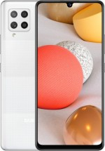 Mobilní telefon Samsung Galaxy A42 5G 4GB/128GB, bílá + DÁREK Antivir Bitdefender pro Android v hodnotě 299 Kč
