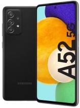 Mobilní telefon Samsung Galaxy A52 5G 6GB/128GB, černá