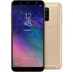 Mobilní telefon Samsung Galaxy A6 PLUS 3GB/32GB, zlatá