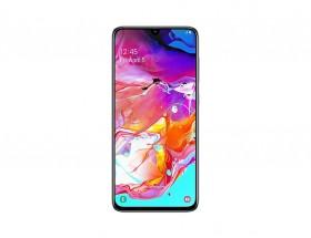 Mobilní telefon Samsung Galaxy A70 6GB/128GB, bílá + DÁREK Antivir Bitdefender v hodnotě 299 Kč