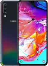 Mobilní telefon Samsung Galaxy A70 6GB/128GB, černá + DÁREK Antivir Bitdefender v hodnotě 299 Kč