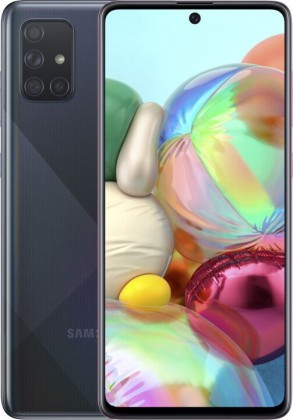 Mobilní telefon Samsung Galaxy A71 6GB/128GB, černá