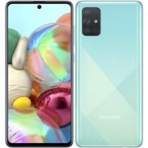 Mobilní telefon Samsung Galaxy A71 6GB/128GB, modrá + DÁREK Antivir Bitdefender v hodnotě 299 Kč