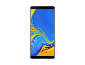 Mobilní telefon Samsung Galaxy A9 6GB/128GB, modrá, ZÁNOVNÍ + Antivir ESET
