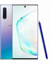 Mobilní telefon Samsung Galaxy Note 10 8GB/256GB, stříbrná POUŽIT