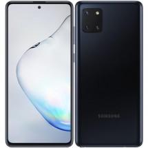Mobilní telefon Samsung Galaxy Note 10 Lite 6GB/128GB, černá + DÁREK Antivir Bitdefender v hodnotě 299 Kč