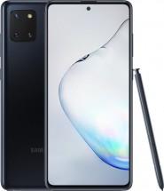 Mobilní telefon Samsung Galaxy Note 10 Lite 6GB/128GB, černá POUŽ