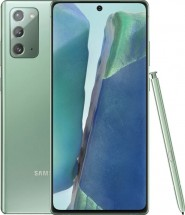 Mobilní telefon Samsung Galaxy Note 20 8GB/256GB, zelená + DÁREK Antivir Bitdefender pro Android v hodnotě 299 Kč