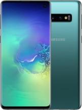 Mobilní telefon Samsung Galaxy S10, 8GB/512GB, zelená + Antivir ESET  + Bezdrátové sluchátka AKG v hodnotě 3999Kč