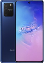 Mobilní telefon Samsung Galaxy S10 Lite 8GB/128GB, modrá POUŽITÉ,