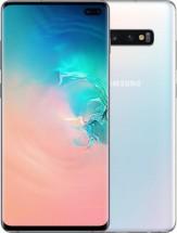 Mobilní telefon Samsung Galaxy S10 Plus, 8GB/128GB, bílá + Antivir ESET  + Bezdrátové sluchátka AKG v hodnotě 3999Kč