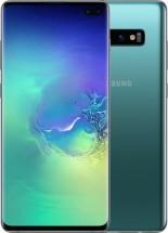 Mobilní telefon Samsung Galaxy S10 Plus, 8GB/128GB, zelená + DÁRKY ZDARMA
