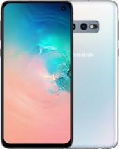 Mobilní telefon Samsung Galaxy S10e 6GB/128GB, bílá + DÁREK Antivir Bitdefender v hodnotě 299 Kč  + DÁREK Bezdrátový reproduktor One Plus v hodnotě 499Kč