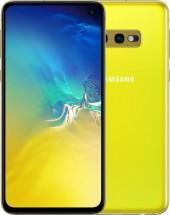 Mobilní telefon Samsung Galaxy S10e 6GB/128GB, žlutá + dárky