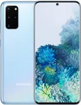 Mobilní telefon Samsung Galaxy S20+, 8GB/128GB, modrá + Mobilní telefon Samsung Galaxy A20e