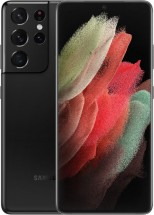 Mobilní telefon Samsung Galaxy S21 Ultra, 12GB/128GB, černá