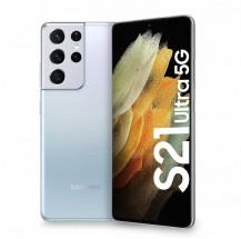 Mobilní telefon Samsung Galaxy S21 Ultra, 12GB/128GB, stříbrná