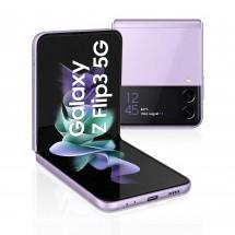 Mobilní telefon Samsung Galaxy Z Flip 3 128GB, fialová