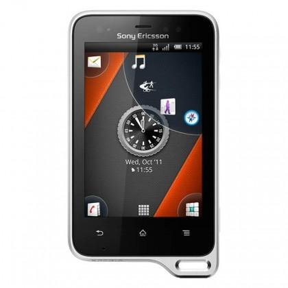 Mobilní telefon Sony Ericsson Xperia Active Black White