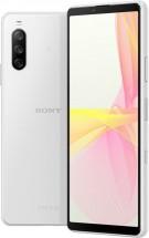 Mobilní telefon Sony Xperia 10 III 5G 6GB/128GB charger, bílá