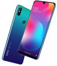 Mobilní telefon Vivax Fly 5 Lite 3GB/32GB, modrá + DÁREK Antivir ESET Mobile Security pro Android v hodnotě 299 Kč
