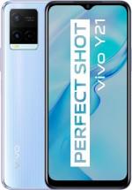 Mobilní telefon VIVO Y21 4GB/64GB, bílá